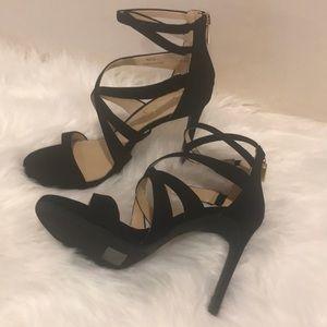 Jessica Simpson Black Rayomi Heels